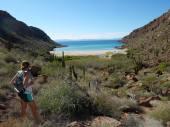 Hiking El Mesteño