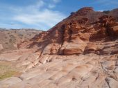 Red rocks at Gatos