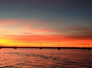 La Paz Baja sunsets